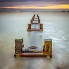 Seaview Outfall Isle Of Wight by manateevoyager