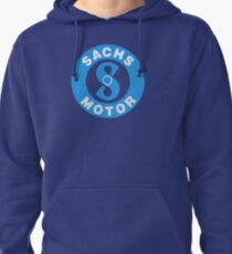 Sachs Motor equipped Pullover Hoodie