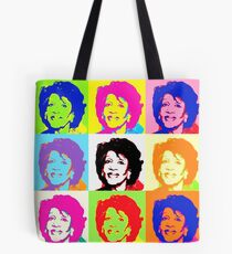 Maxine Waters SuperStar Congresswoman Tote Bag