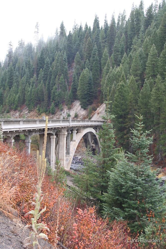 """Bridge Over the Payette River"" by Lynn Bawden"