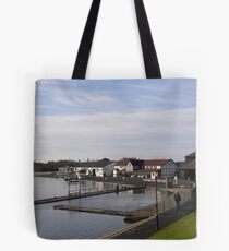 Fairhaven Lake Tote Bag