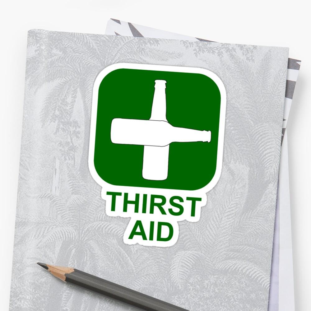 Thirst Aid by Gary Murison