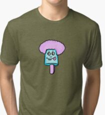 Purple daze lolly Tri-blend T-Shirt