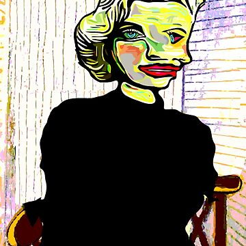 Marilyn Monroe by Picasso by art-customized