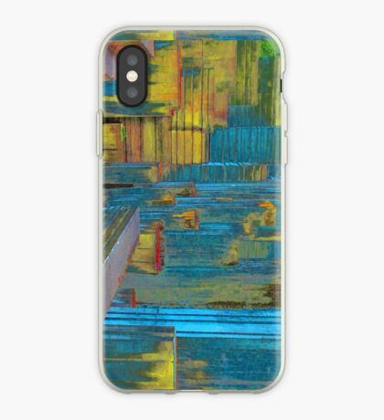 Abstract for Mr. Ellis III iPhone Case