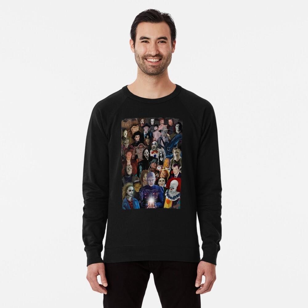 Horror Classics Leichter Pullover