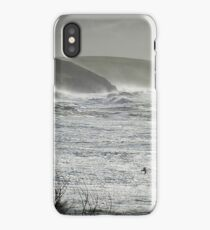 Another Storm coming to Cornwall iPhone Case