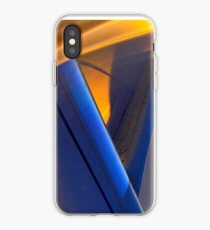 Rainbow Wing iPhone Case