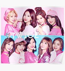 twice pink Poster