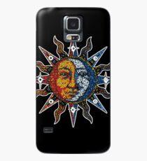 Funda/vinilo para Samsung Galaxy Celestial Mosaic Sun/Moon
