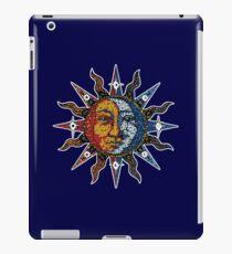 Celestial Mosaic Sun/Moon iPad Case/Skin