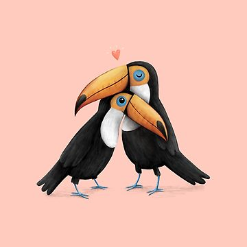 Toucan Love by SophieCorrigan
