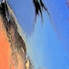 Abstract Beach I by Mike Solomonson