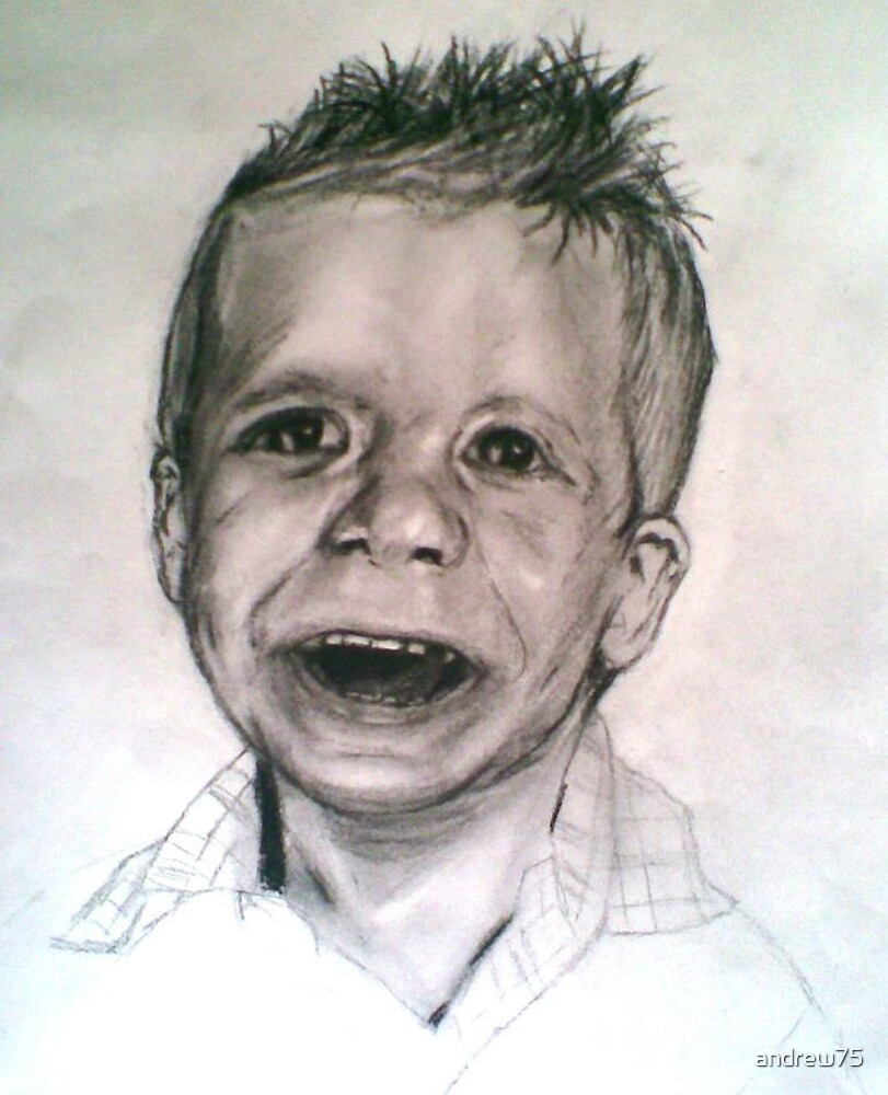 My Boy by andrew75
