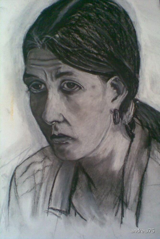 Study of Natasha by andrew75