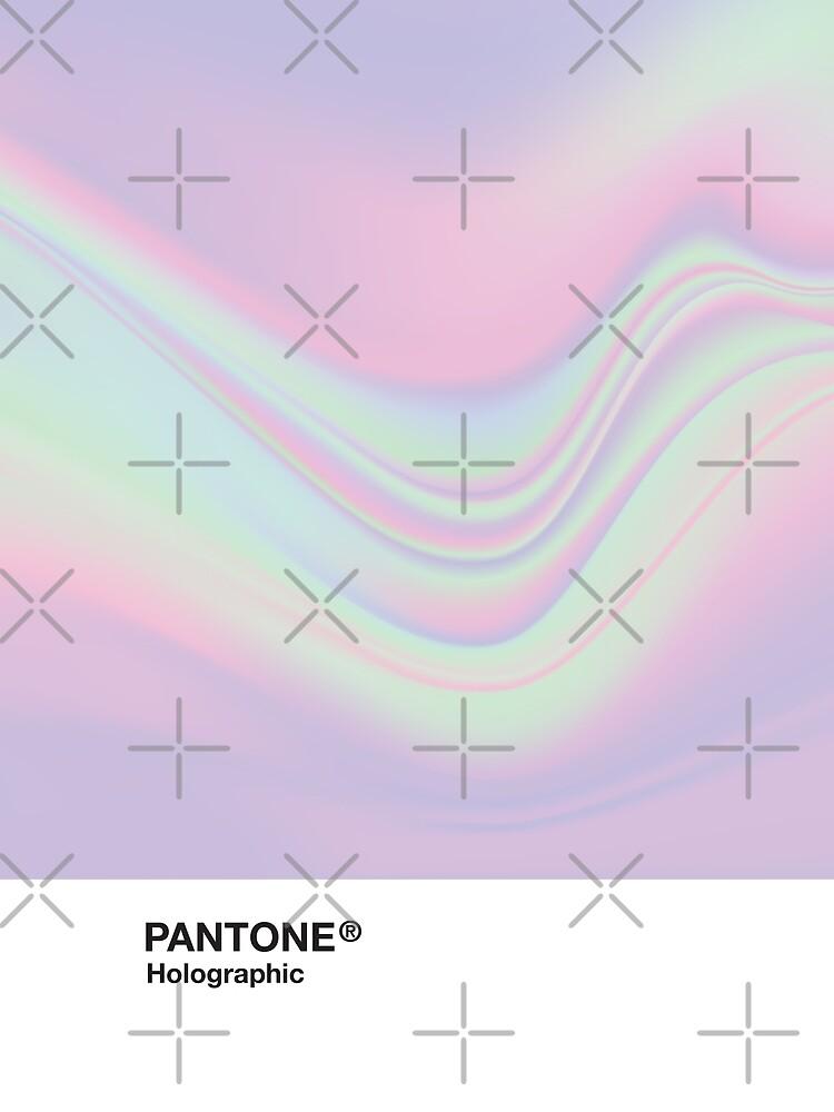 HIPAB - holographischer schillernder Pantone-ästhetischer Hintergrund von heathaze
