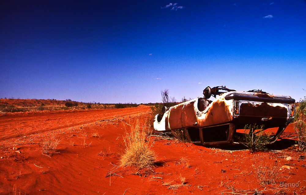 Welcome to the Outback by Benno