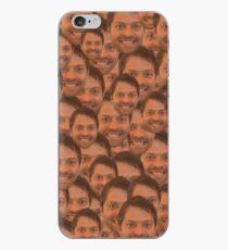 Misha collins face iPhone Case