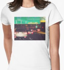 Exposure Play Women's Fitted T-Shirt
