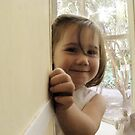 Peek-a-boo! by Bridget Peterson