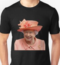 Queen Lizzy Unisex T-Shirt