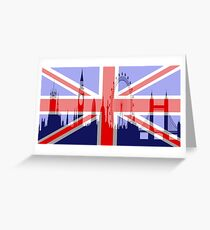 London Greeting Card