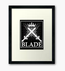 The Elder Scrolls IV: Oblivion Blades  Framed Print