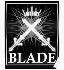 The Elder Scrolls IV: Oblivion Blades  Poster