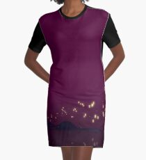 Now I see the light Graphic T-Shirt Dress
