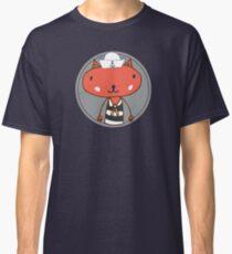 Nautical Adventures: Sailor Cat Classic T-Shirt