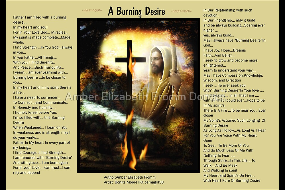 A Burning Desire with lovely bamagirl38 by Amber Elizabeth Fromm Donais