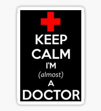 Medical Student Gifts Presents Sticker