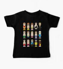 8-Bit Wrestlers! Kids Clothes