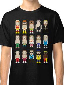 8-Bit Wrestlers! Classic T-Shirt
