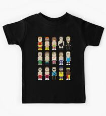 8-Bit Wrestlers! Kids Clothes