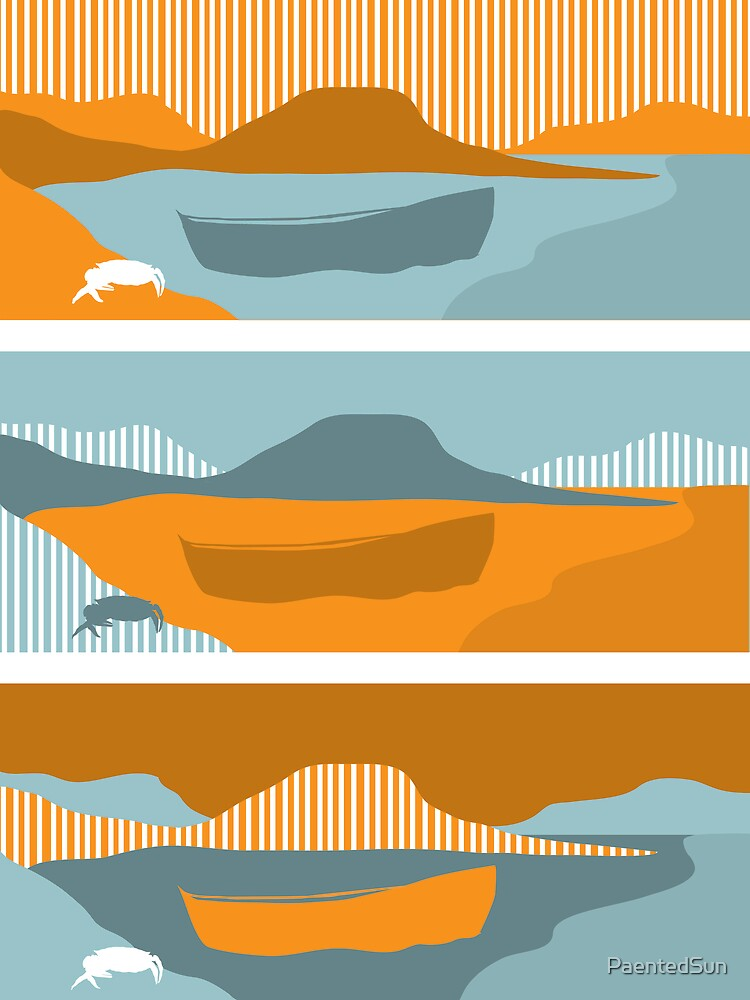 Untitled Triptych by PaentedSun