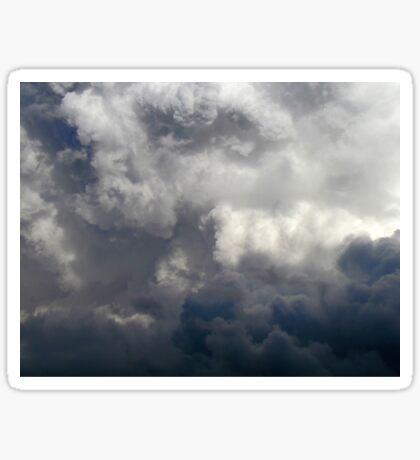 Clouds 2 Sticker