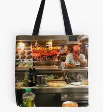 Spanish bar Tote Bag