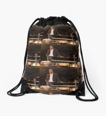 Tony DuPuis Theater Stage Pic Drawstring Bag