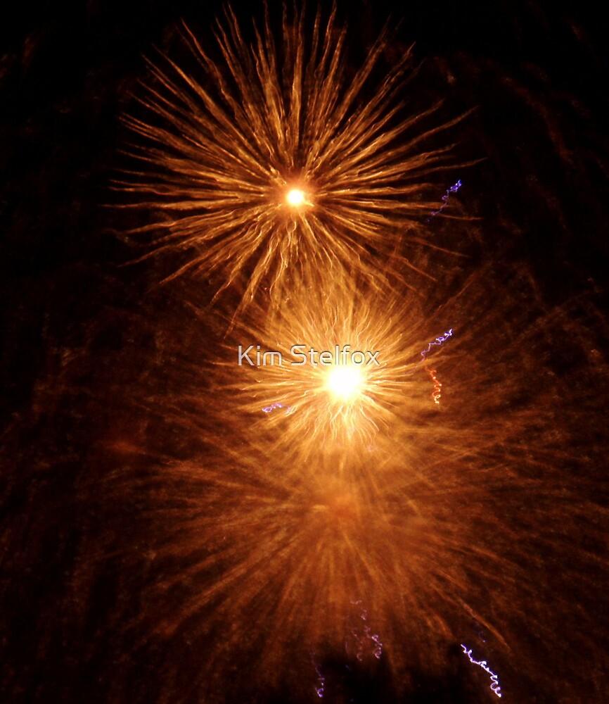 fireworks by Kim Stelfox