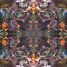 Skull Pattern by Jason Lee Jodoin