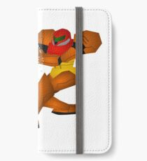 N64 Samus iPhone Wallet/Case/Skin