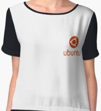 Ubuntu Women's Chiffon Top