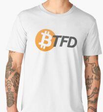 When in doubt... BTFD! (BTC) Men's Premium T-Shirt
