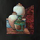 Grecian Urns by George Hunter