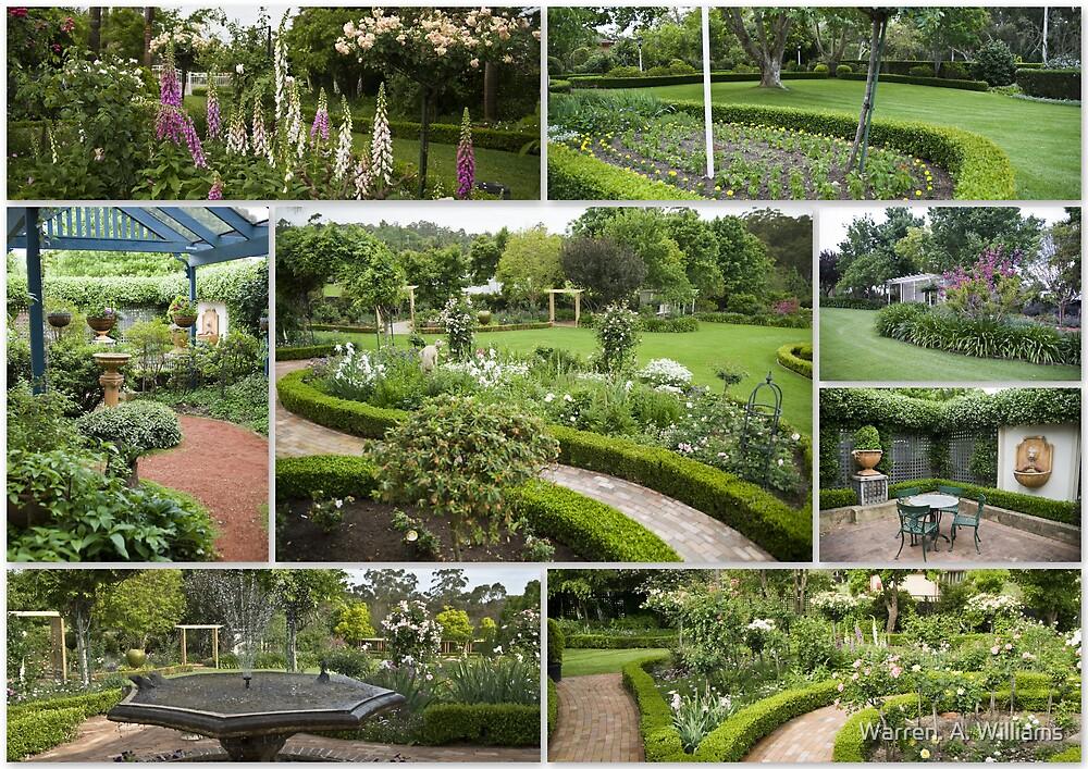 The Garden by Warren. A. Williams