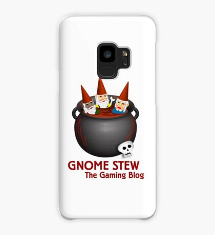 Gnome Stew Logo - Light Background Case/Skin for Samsung Galaxy