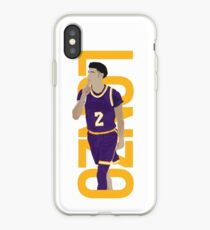 LONZO MANIA iPhone Case