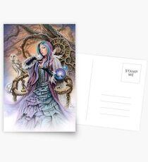 Goblin Queen  Postcards
