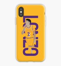 LONZO MANIA GOLD RUSH iPhone Case
